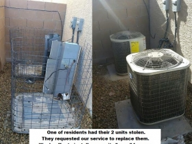 2 stolen ground condensers before after.jpg