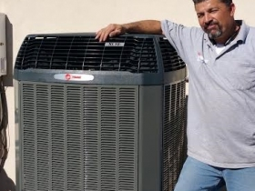 Air Supply TRANE XL18i up to 18SEER Str cool