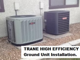 TRANE ground unit