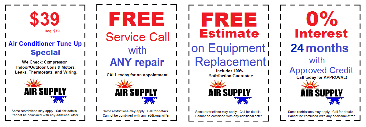 Tune Up Coupons >> Coupons Air Supply Heating Air Conditioning Las Vegas Nv Ac