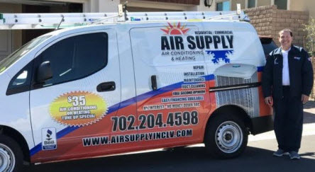 Air Supply Heating & Air Conditioning | Las Vegas, NV AC